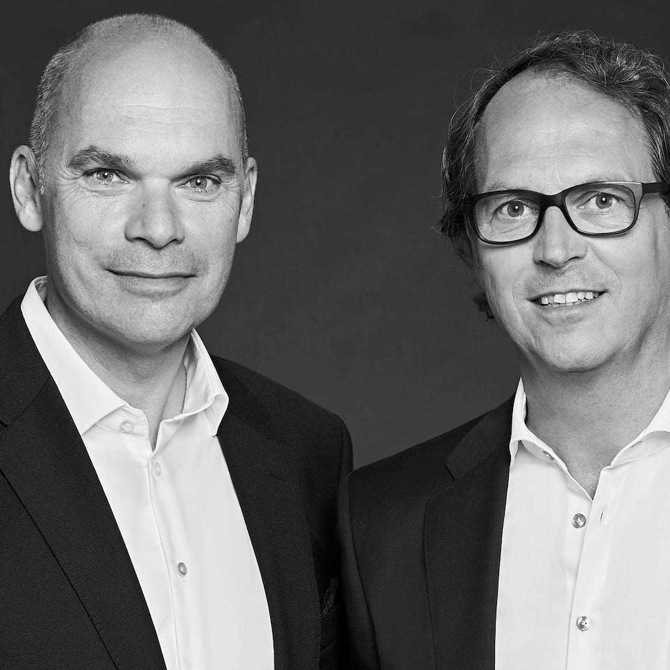 Gerd Oliver & Frank Seidensticker | Seidensticker
