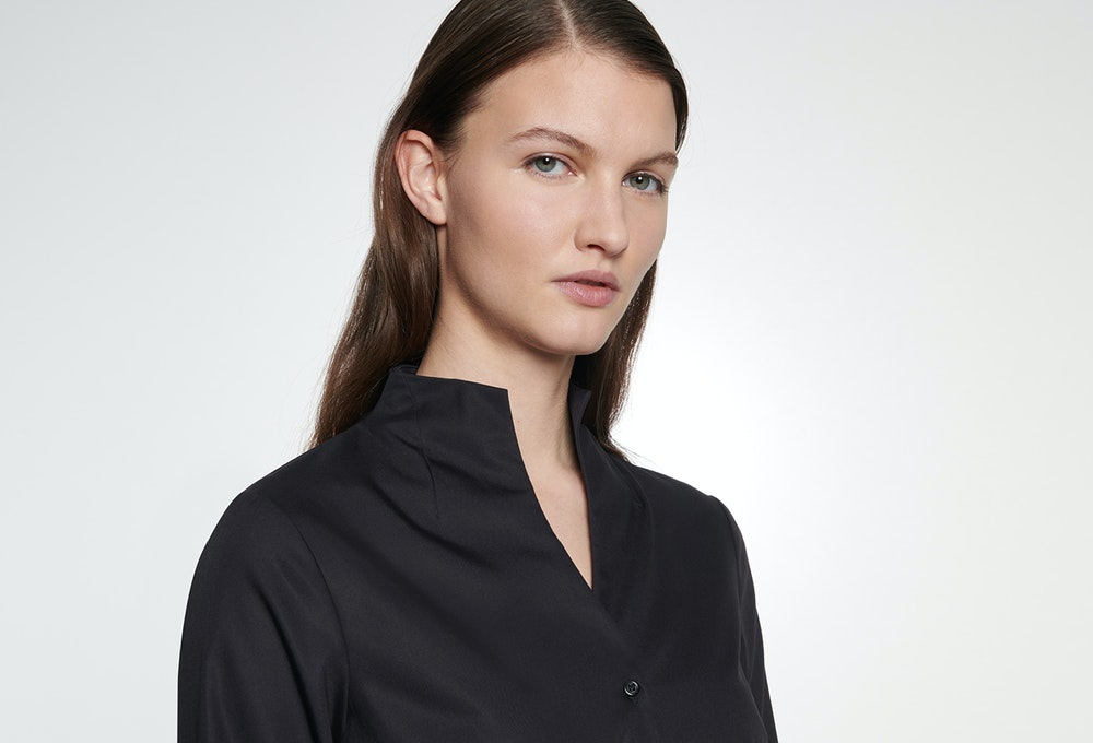 Blouses with Calyx Collar | Seidensticker