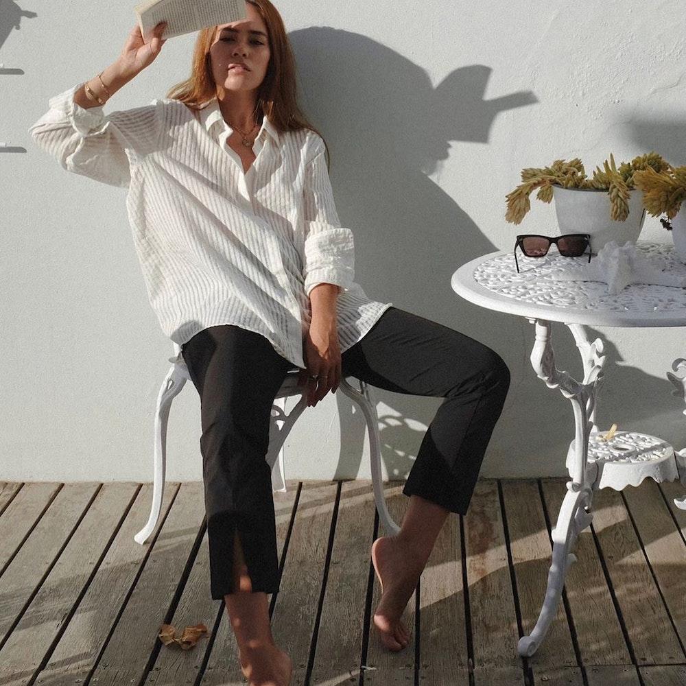 Weiße Blusen Instashop | Seidensticker