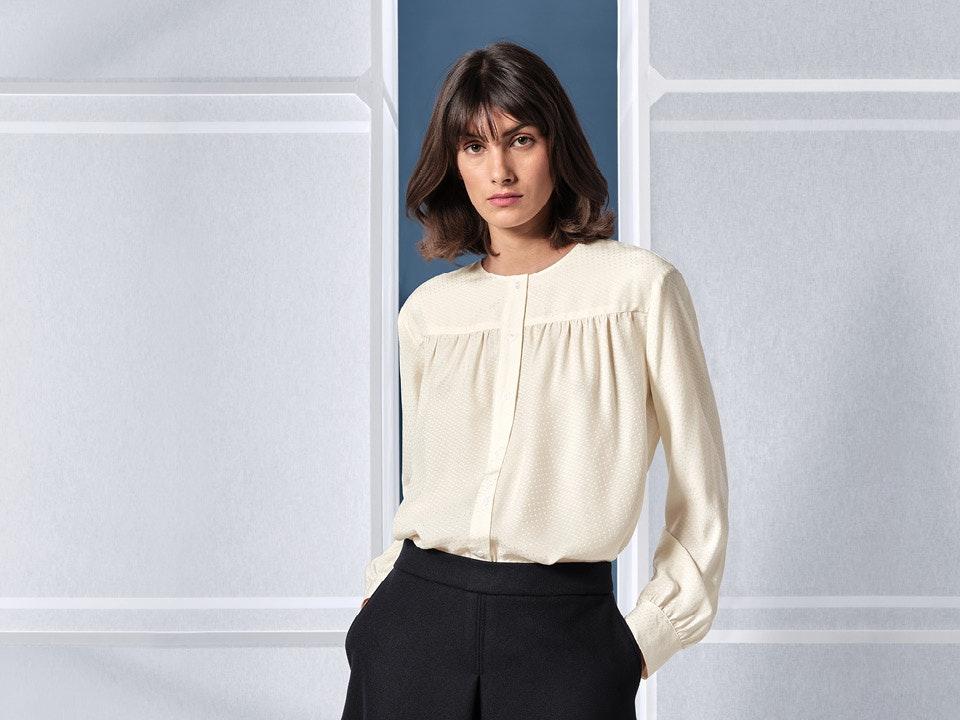 Shirtbluse | Blusen Guide | Seidensticker