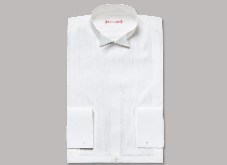 Seidensticker Hemd 50er Jahre