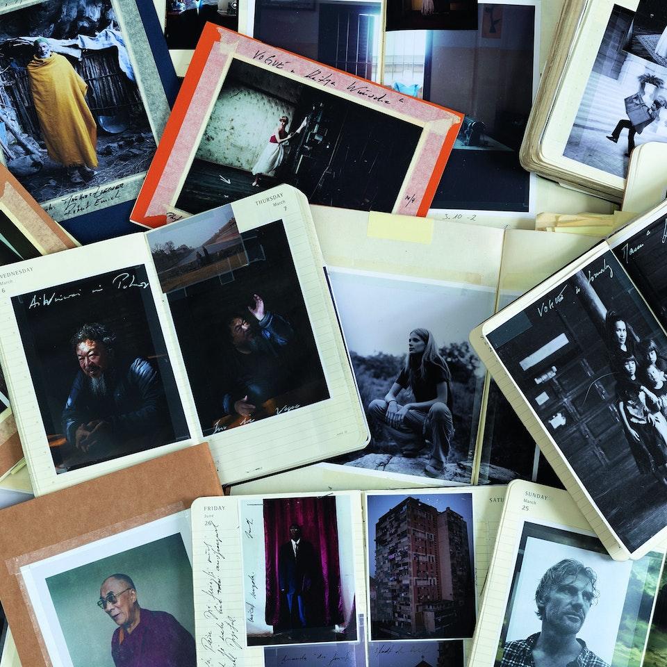 40 Jahre Vogue Deutschland | Seidensticker
