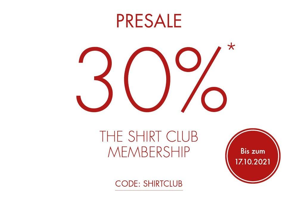 Presale - Code: Shirtclub | Seidensticker