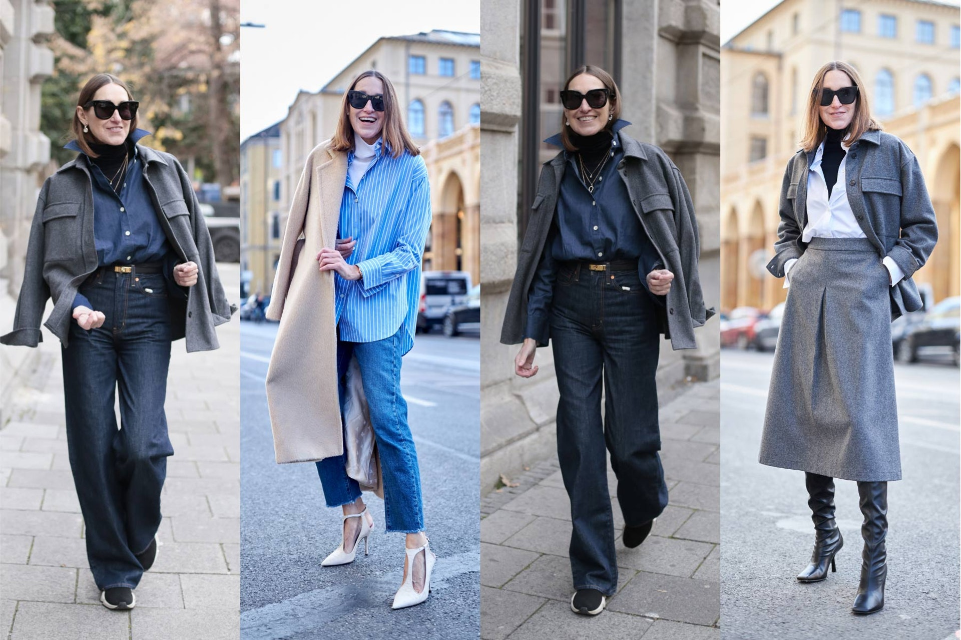 Styles glam-o-meter | Seidensticker