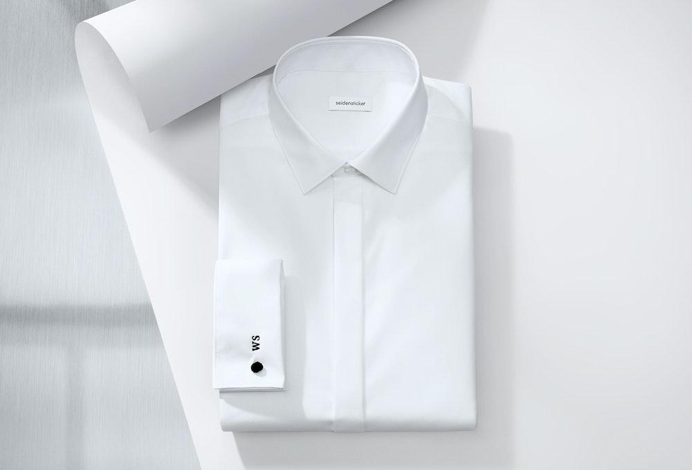 Hemden mit Monogramm | Seidensticker Onlineshop