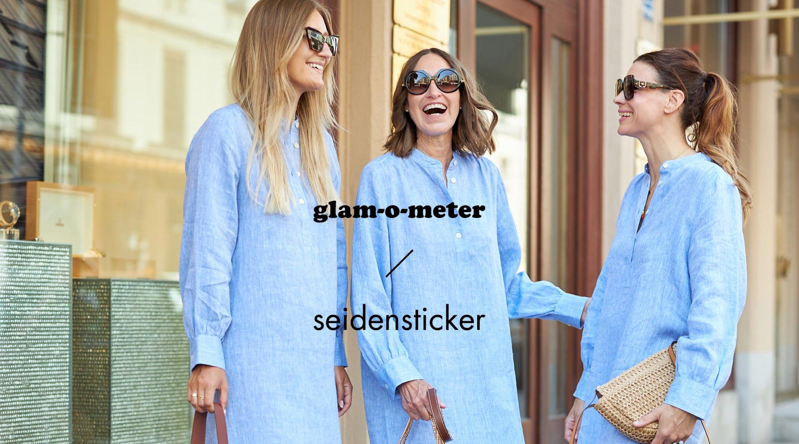 glam-o-meter / Seidensticker - Leinen Basics | Seidensticker