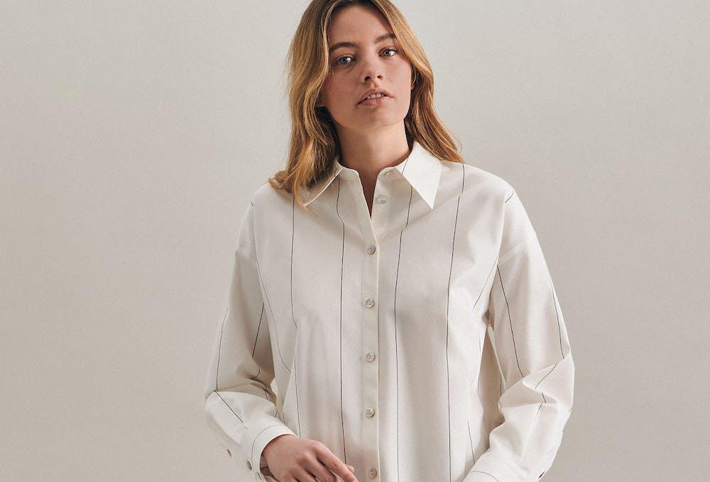 Oversized blouses | Seidensticker