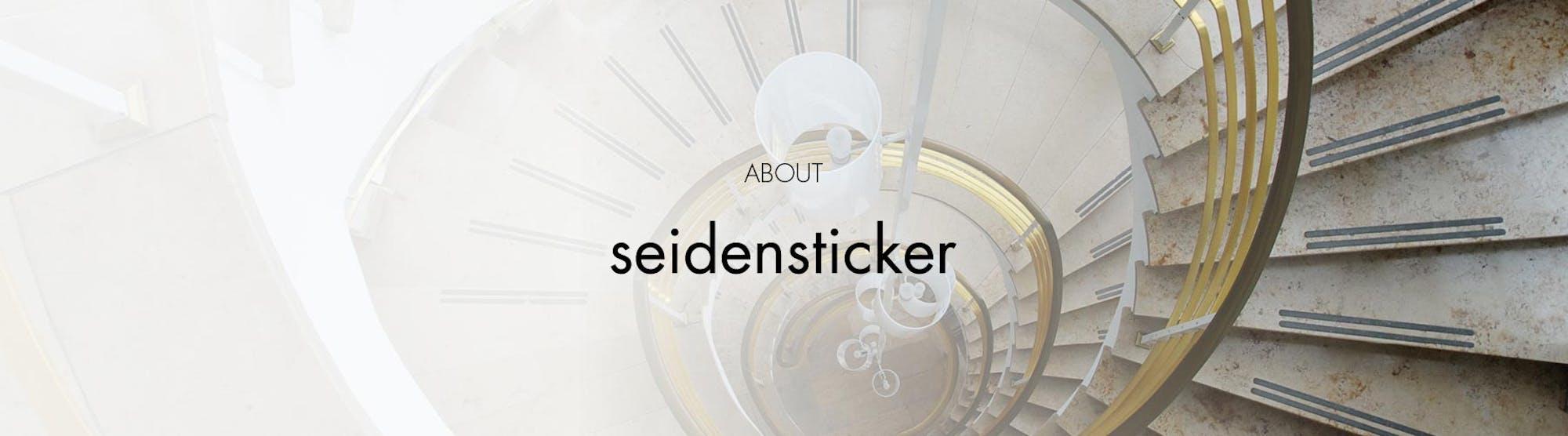 About Seidensticker