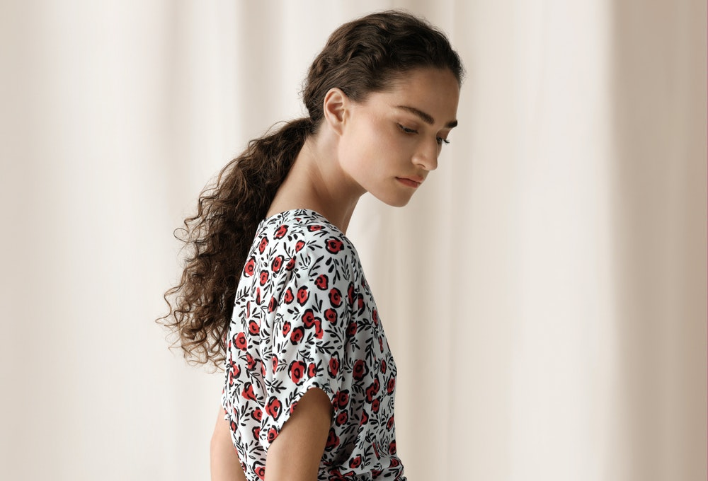 Blusen mit floralem Print | Seidensticker