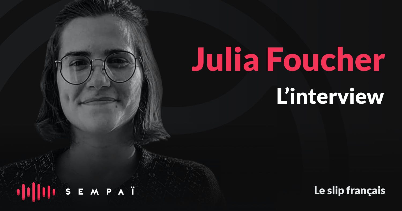 David Nget, Julia Foucher, Le Slip Français