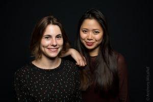 Kat et Chloé, Five by Five