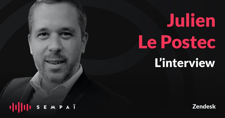 David Nget, Julien Le Postec, Zendesk