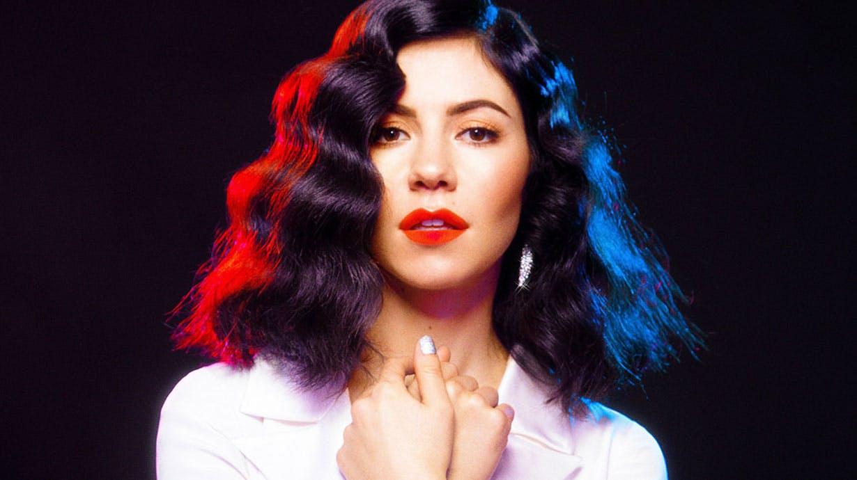 Marina And The Diamonds Interv 7digital United Kingdom