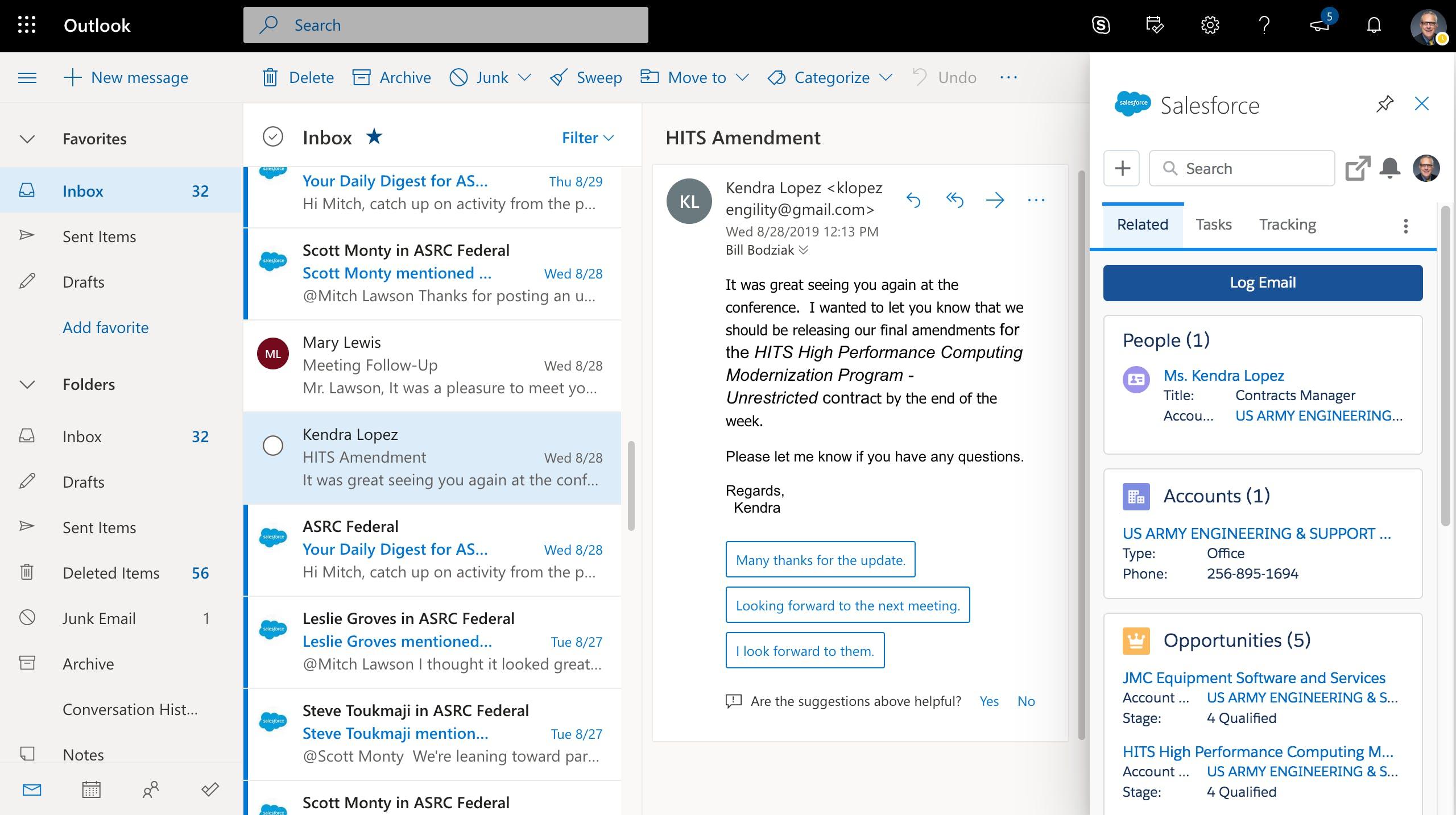 Unlock your Inbox