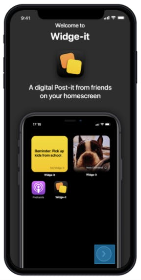 stiki prototype app