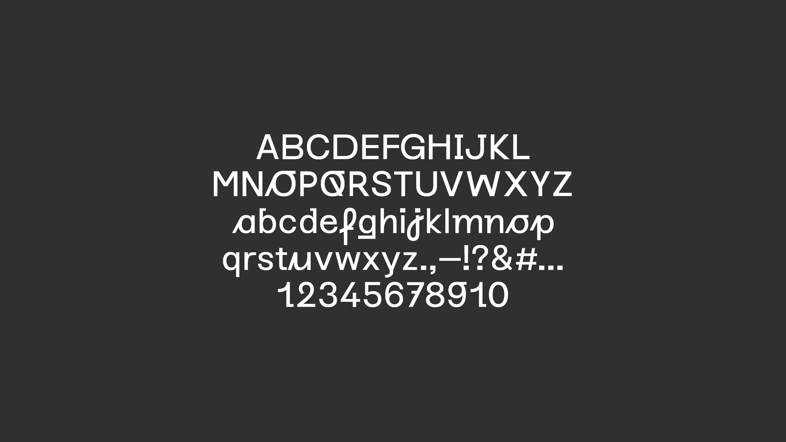 Jubilee Specimen, by SFB Fonts