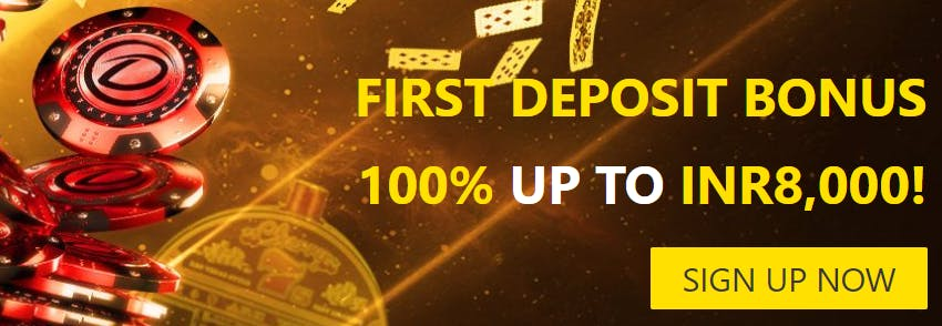 Dafabet online casino in India - 100% up to INR8,000!