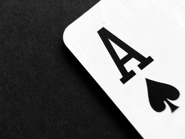 carta de juego