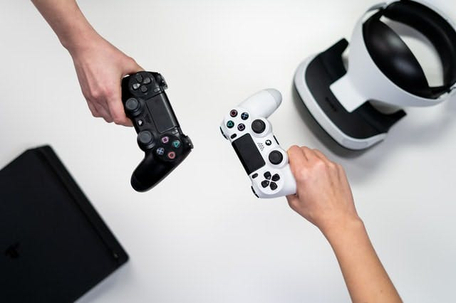 mandos videojuegos