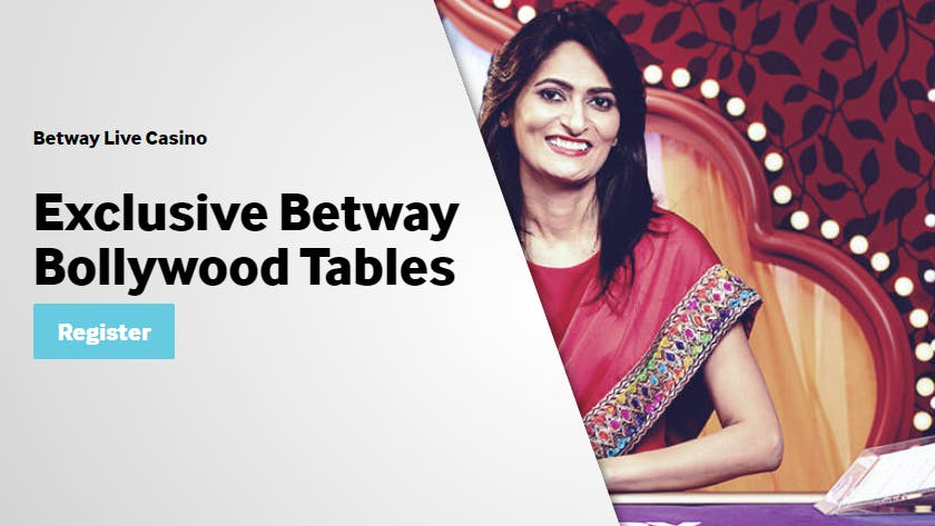 Betway live casino in India