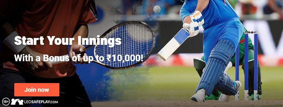 IPL betting online using LeoVegas