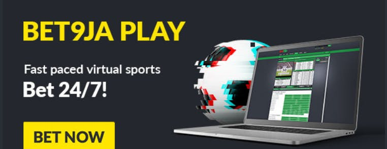 Bet9ja football betting - Soccer zoom virtual sports betting