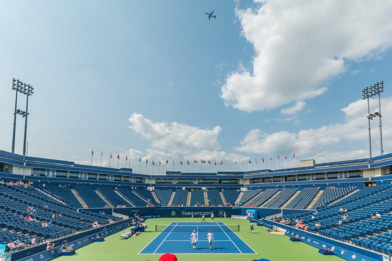 campo de tenis