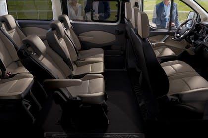 Ford Tourneo Custom 310 Innenansicht
