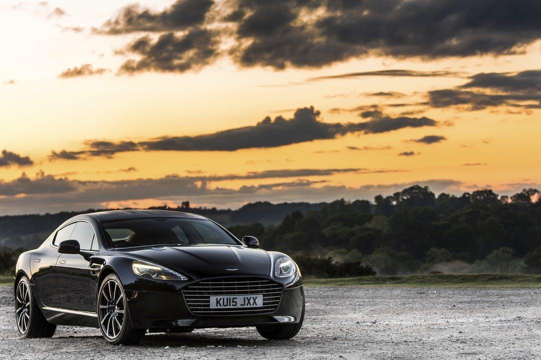 Aston Martin Rapide S Seit 2009 Mobile De