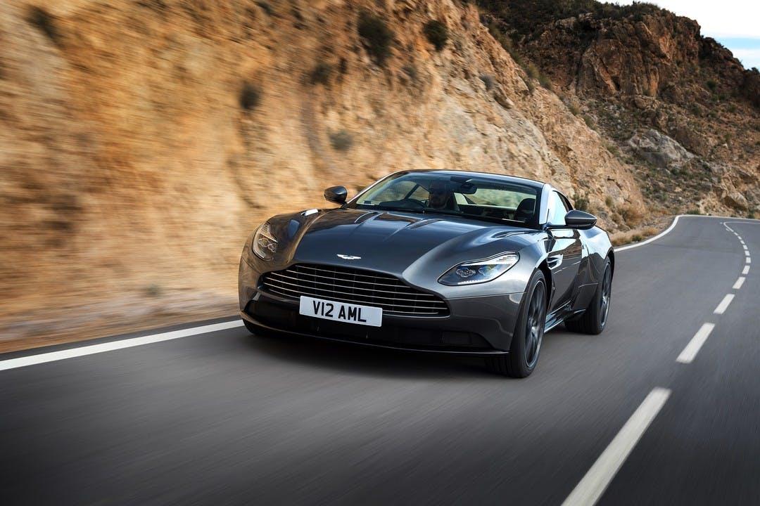 Aston Martin Db11 Seit 2016 Mobile De