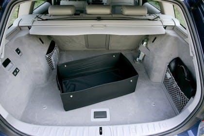 BMW 3er Touring E91 Innenansicht statisch Kofferraum