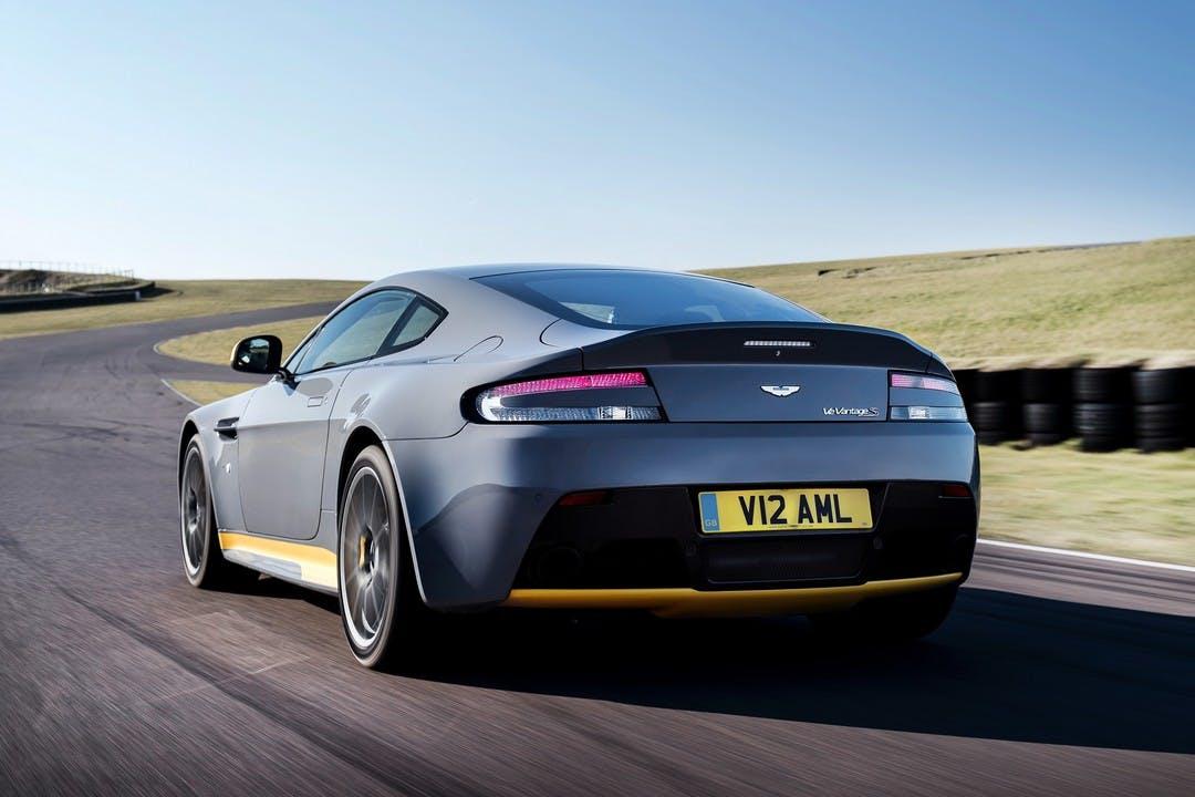 Aston Martin Vantage Vh 2 Gen Seit 2009 Mobile De