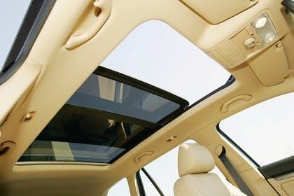 VW Golf 5 Variant Innenansicht statisch Detaili Panoramadach