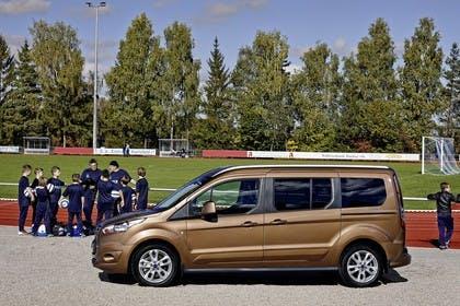Ford Grand Tourneo Connect PJ2 Seite statisch braun