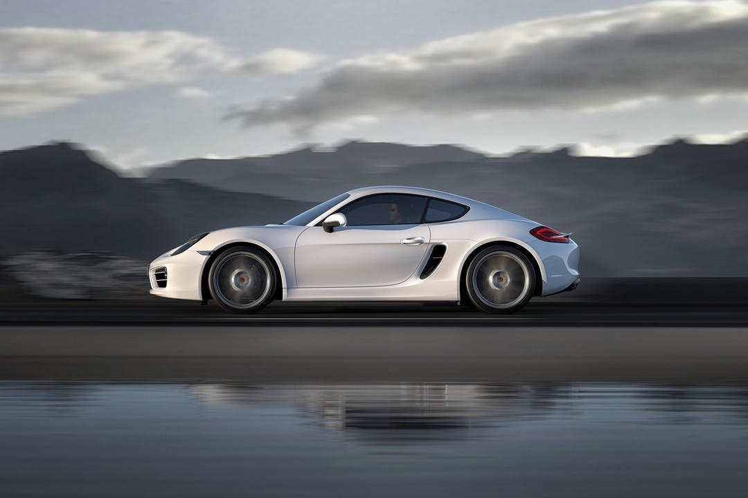 Porsche Cayman 981c Seit 2012 Mobile De
