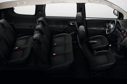 Dacia Lodgy Stepway SD Innenansicht statisch Studio Innenraum