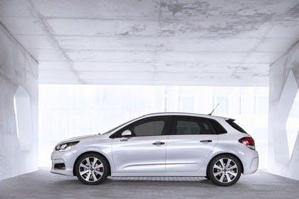 Citroën C4 N Aussenansicht Seite statisch weiss
