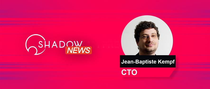 AMA with our new CTO, Jean-Baptiste Kempf