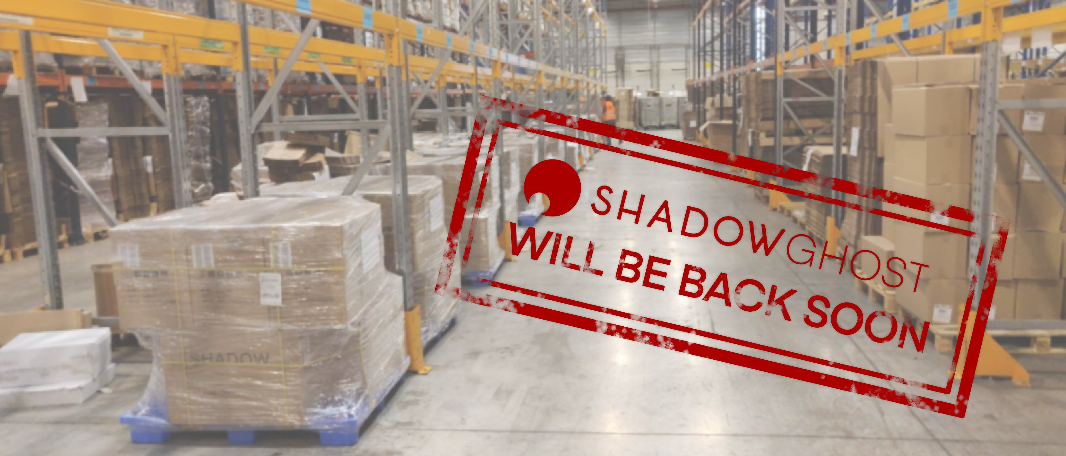 Shadow Ghost will be back soon : all the details !