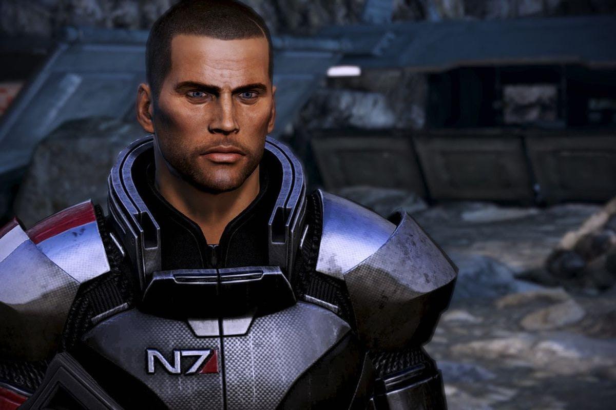 Commander Shepard - Hero Villian