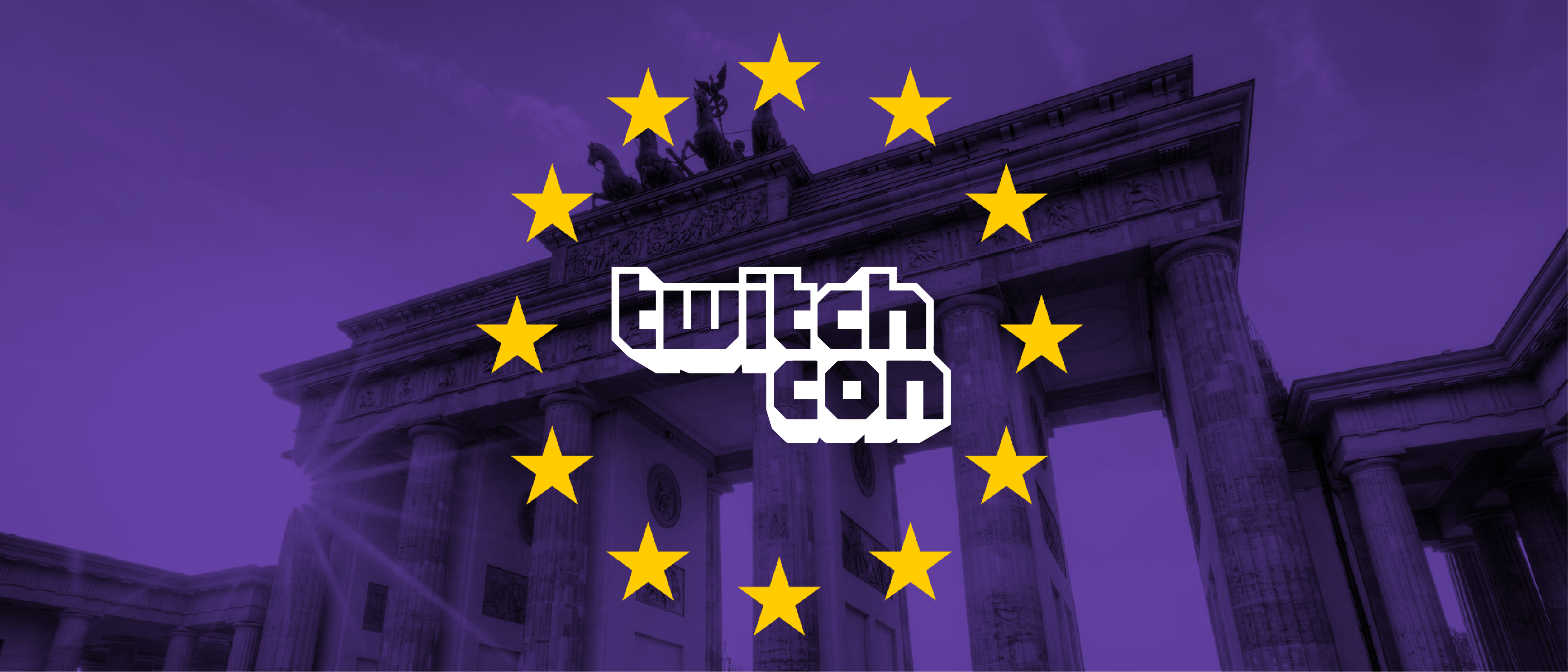 TwitchCon 2019 is coming to Europe! Here's what you need to know