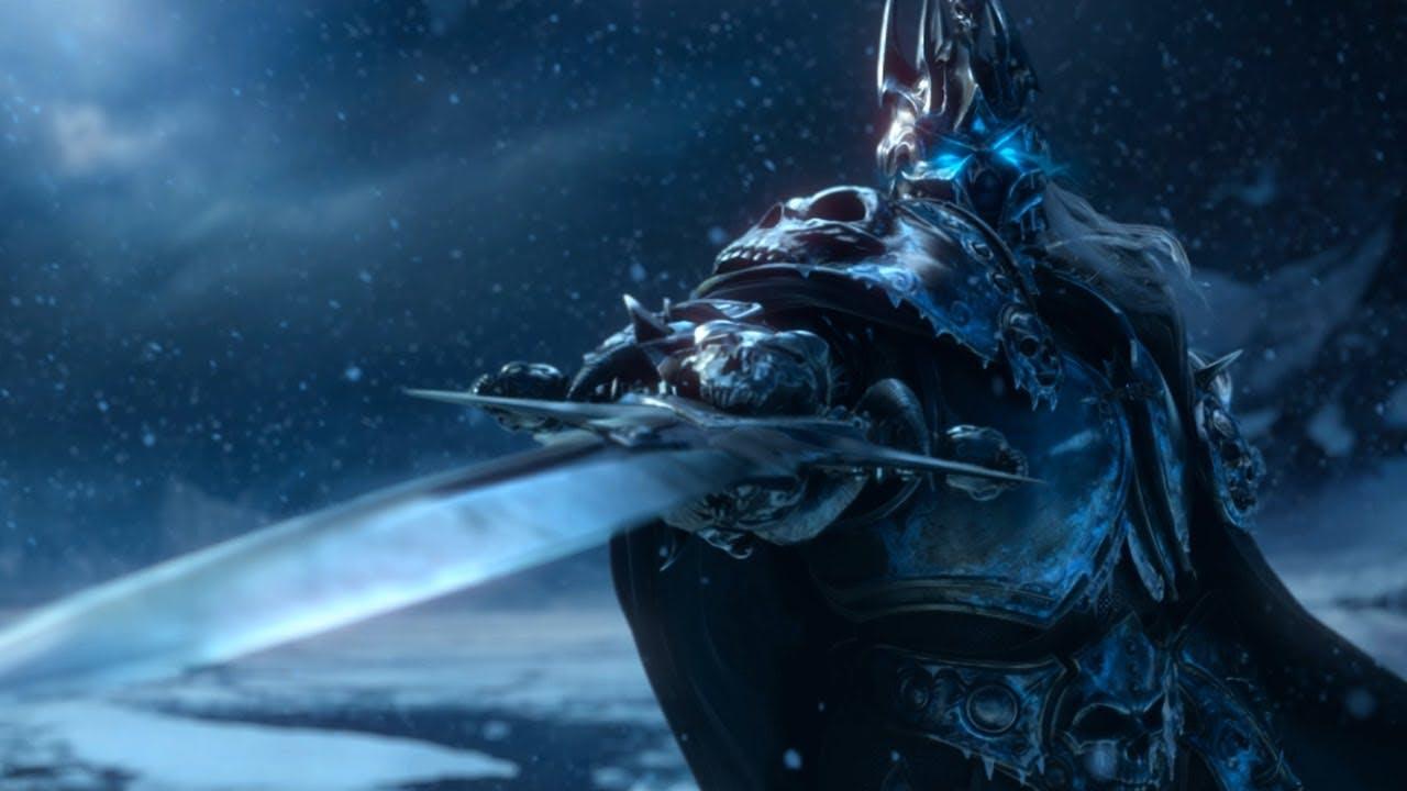 Arthas Menethil aka The Lich King - World of Warcraft