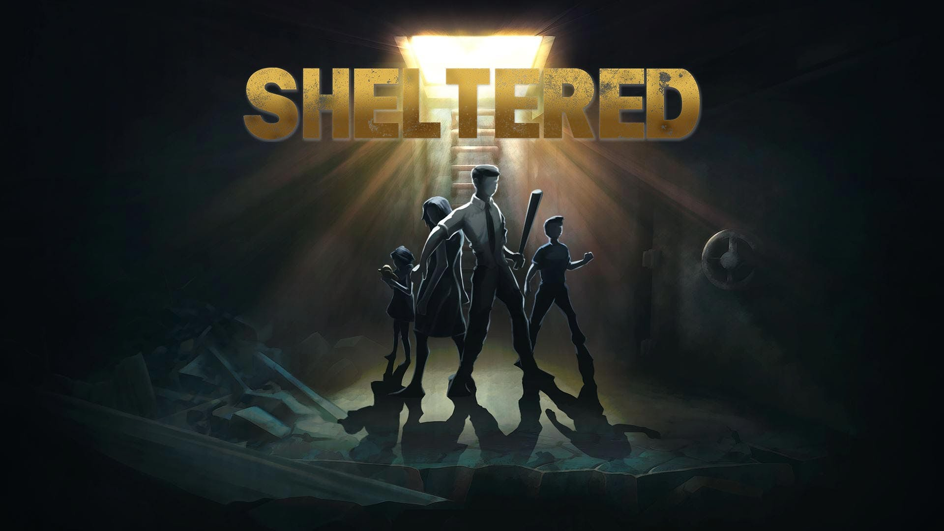 sheltered | best post-apocalyptic games