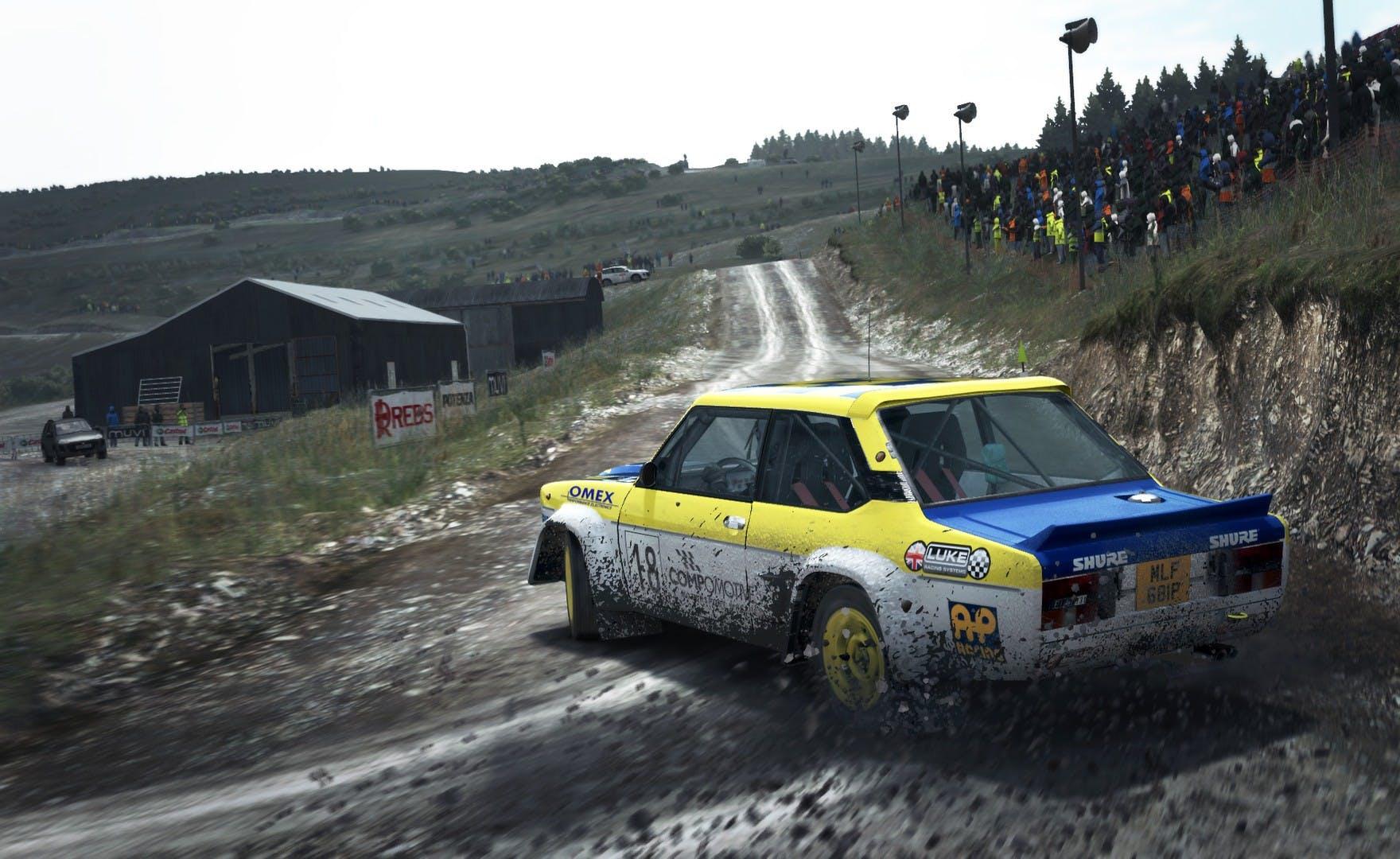 Screenshot DIRT Rally