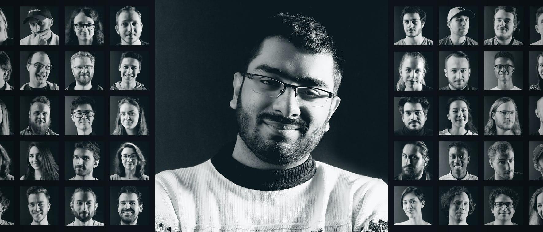 Lumière sur... #9 - Hassim, Ingénieur R&D