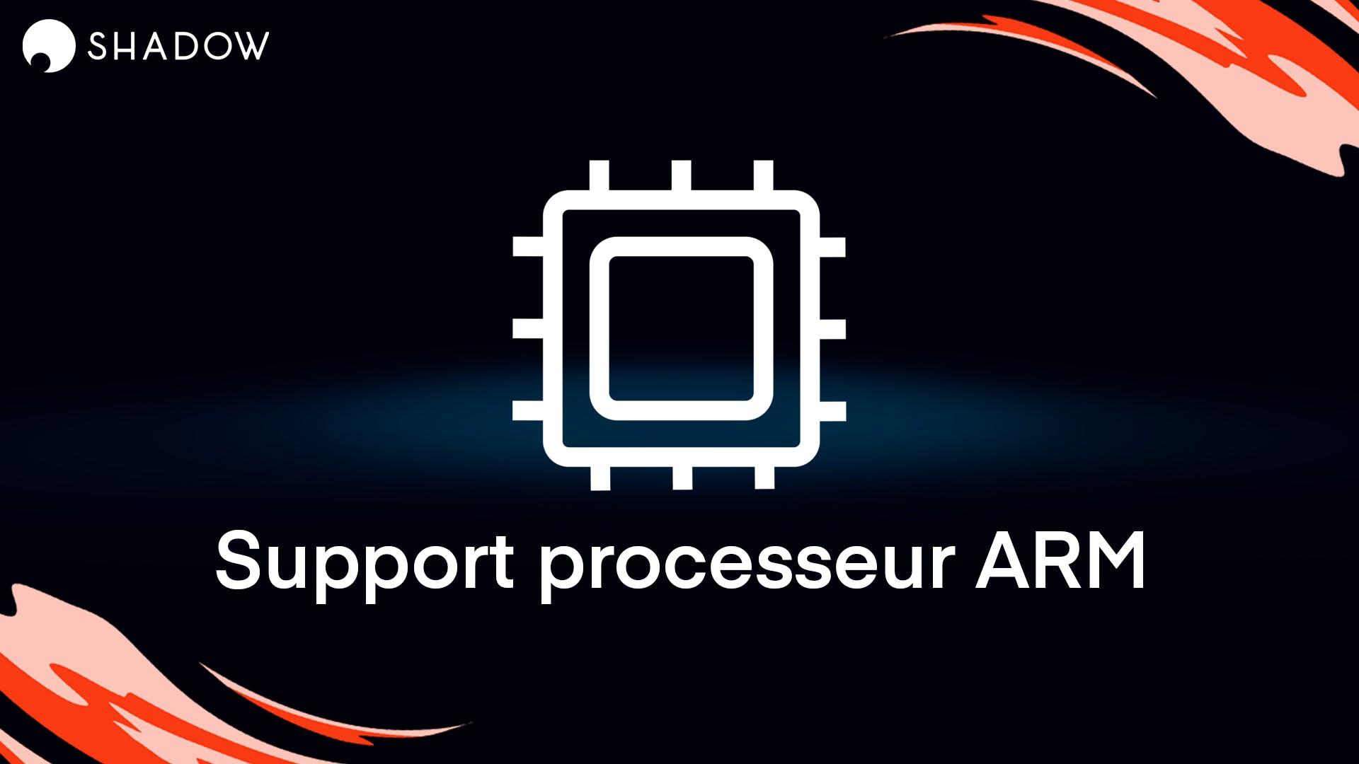 Processeur ARM Shadow