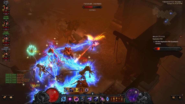 Diablo 3 dps