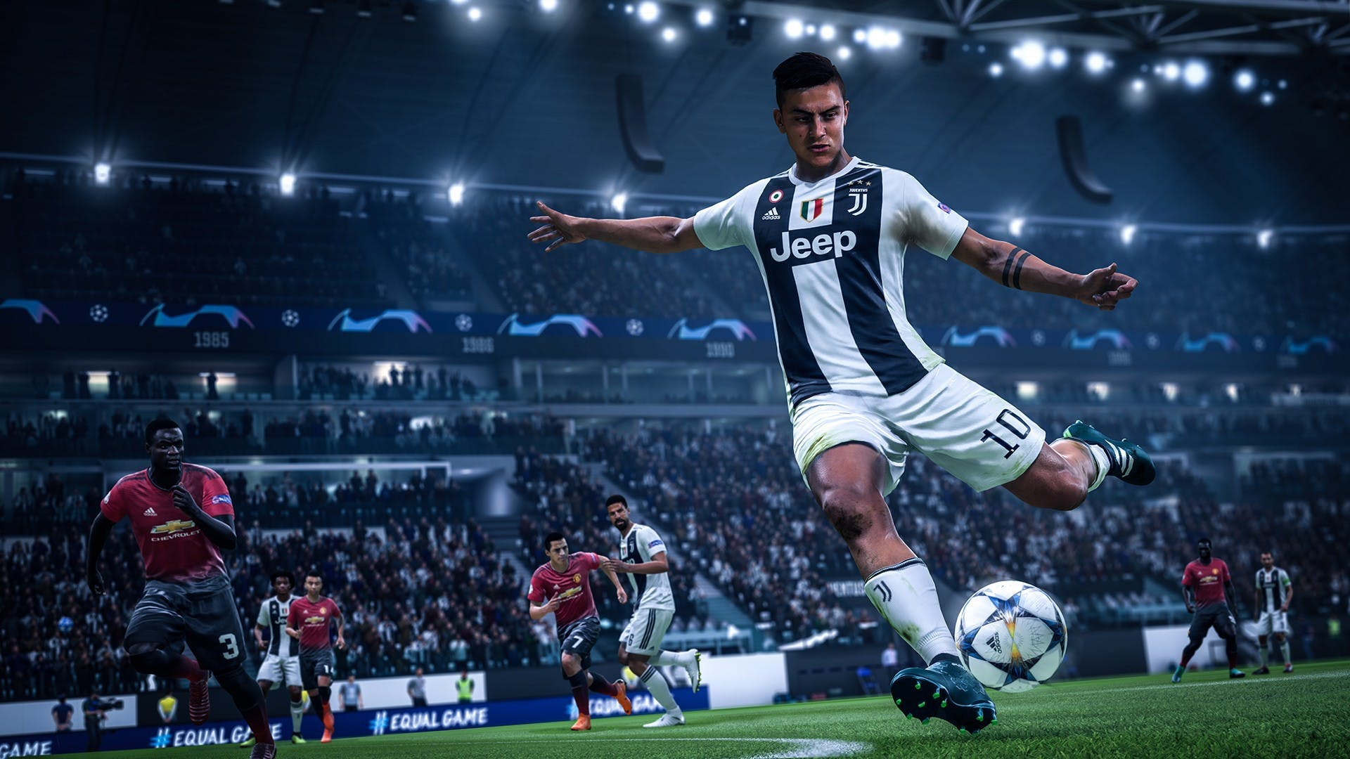 Screenshot FIFA 19 - Sportspiele