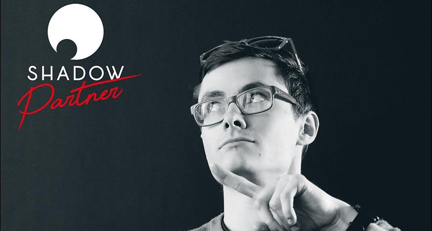 Guillaume Slash, vidéaste, streamer et membre de REC by Shadow