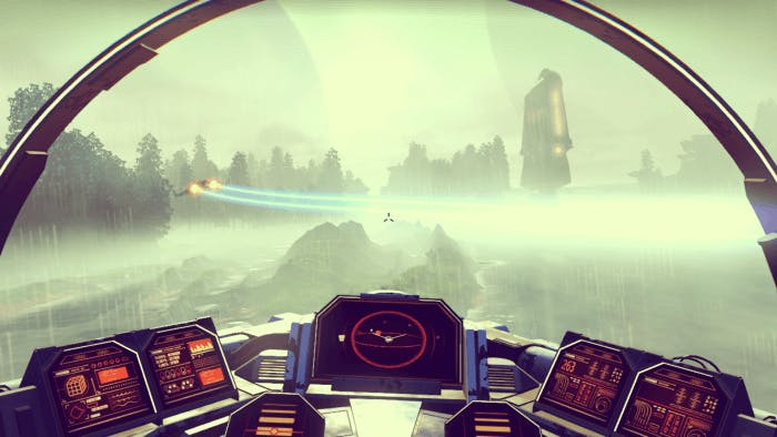 No Man's Sky Improved